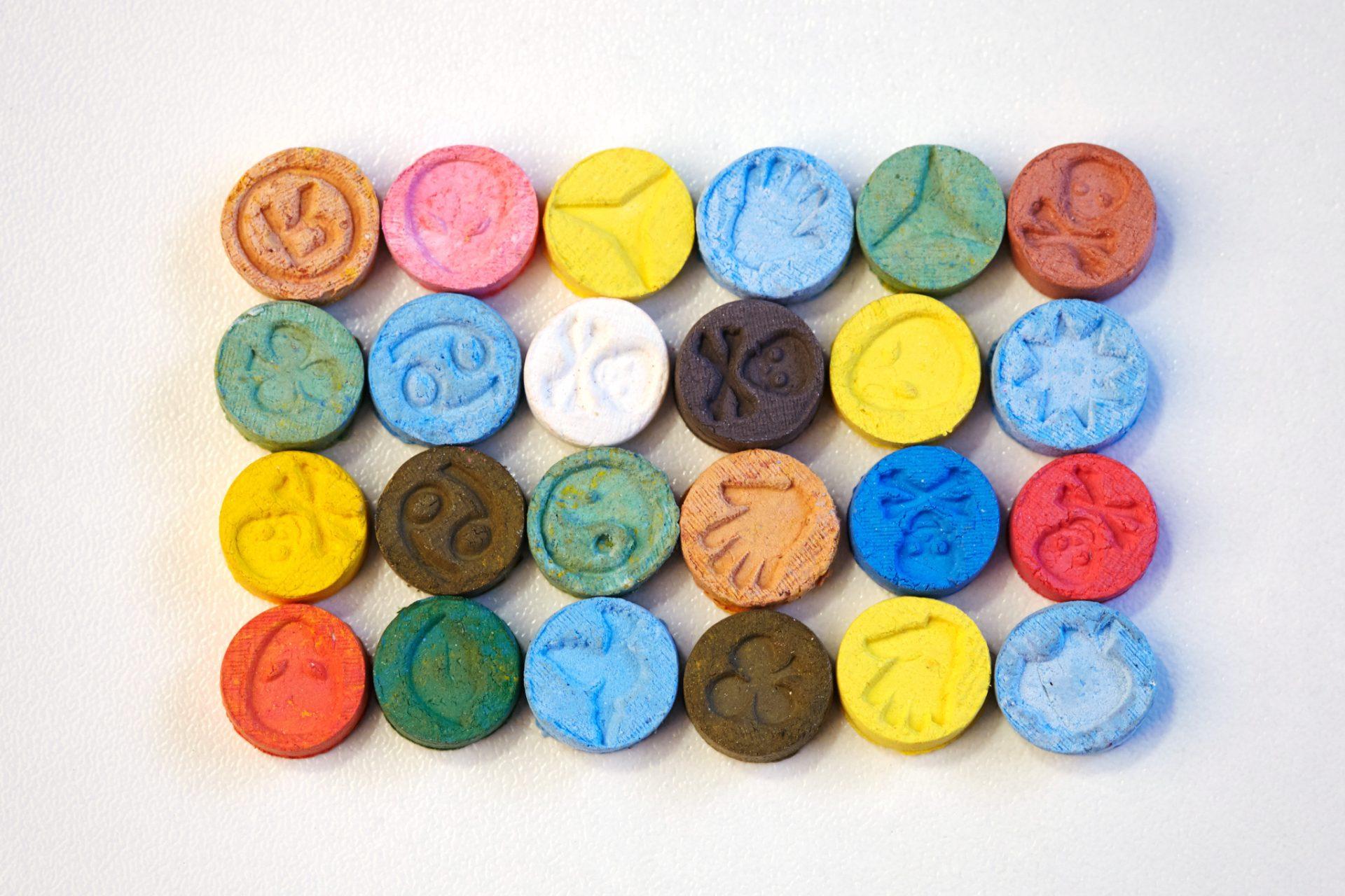 LAS - Possession of MDMA/Ecstasy