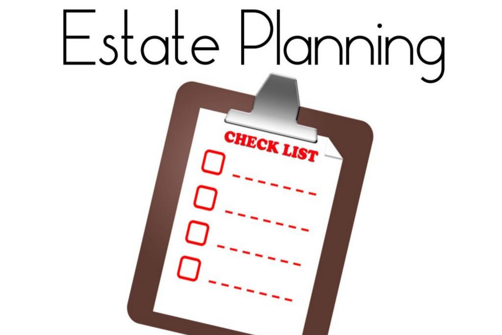LAS Law - Estate planning check list