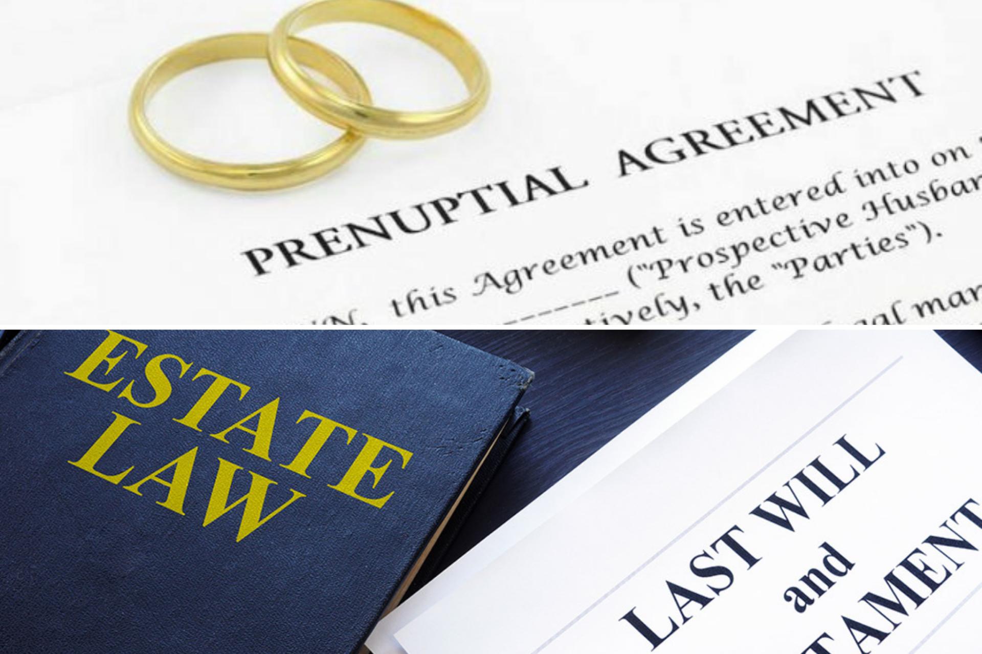 LAS Law - prenup agreement